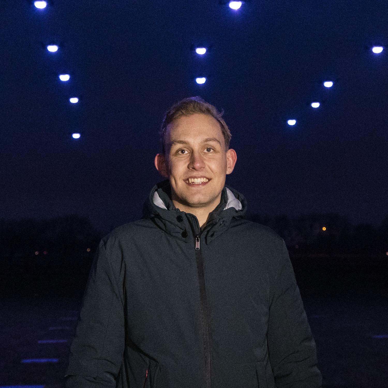 Matthijs droneshow anymotion